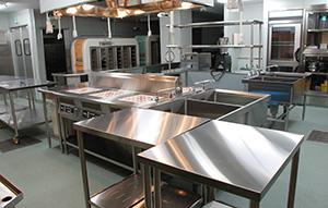 栄養科厨房